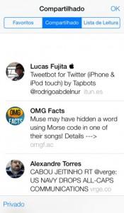 iOS7-safari-links-compartilhados