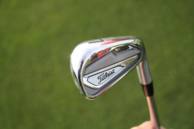 New Titleist Irons: 620 MB, 620 CB and T100