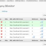 SEO Ultimate 404 Monitor