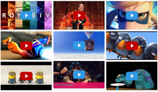 Video Gallery and Youtube Gallery Plugin Video List