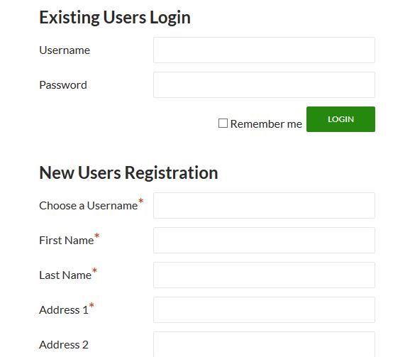 WP-Members Login And Signup