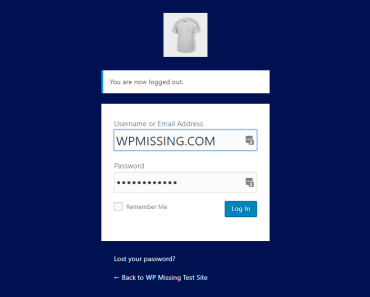 Create Customizable Wordpress Login Page-min