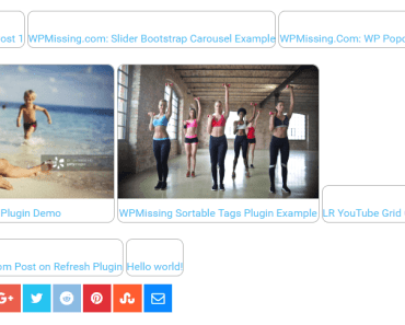 Display A Category's Posts With Featured Images With Shortcode-min
