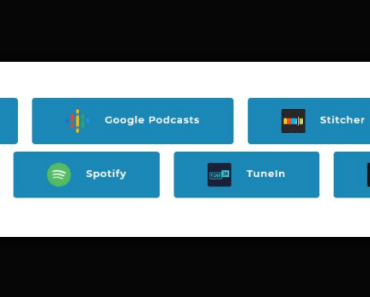 Custom Subscribe Buttons For Podcasts Inline