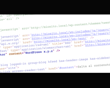 Hide Wordpress Version To Protect Your Website - Remove WP Version