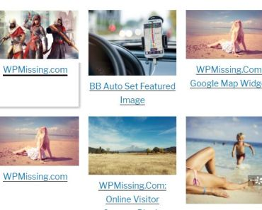 Display A Grid Of Latest Posts With Featured Images - Posts Block