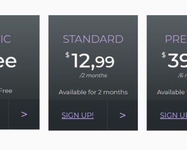 Fast Pricing Table Generator For Wordpress - KeeDev Pricing Tables