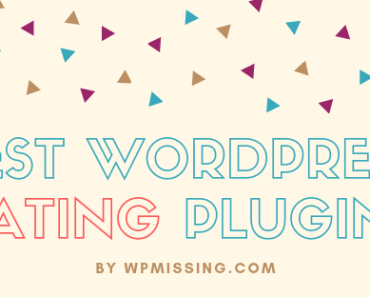 BEST WORDPRESS RATING PLUGINS
