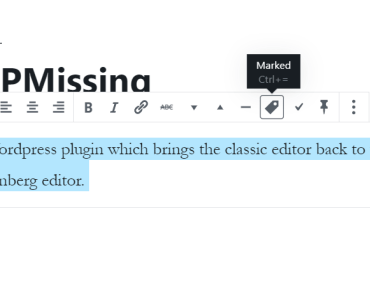 Simple WYSIWYG HTML Editor For Gutenberg