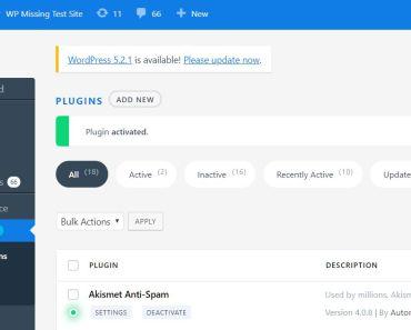 Beautify Your WordPress Admin Panel Using WpRedesigned Plugin