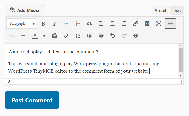 how to integrate tinymce editor in php