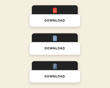 Easy Download Button With File Type Preview