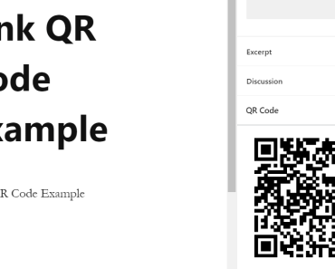 auto-generate-a-qr-code-for-each-post-page-link-qr-code