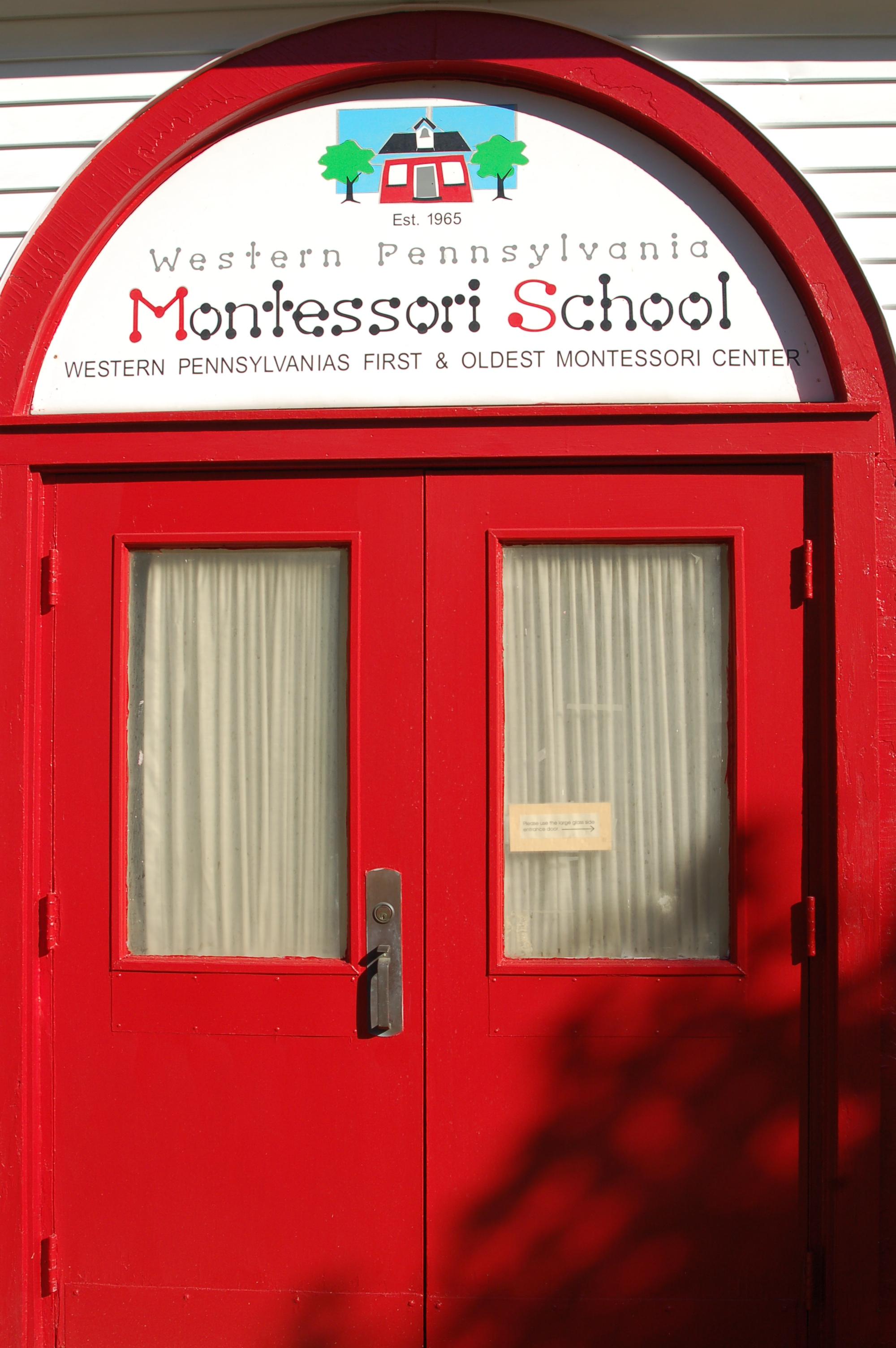 WPMS Red Door