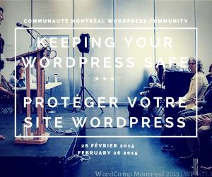 Keeping Your WordPress Safe
