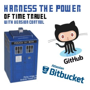 Harness the Power of Time Travel with Version Control