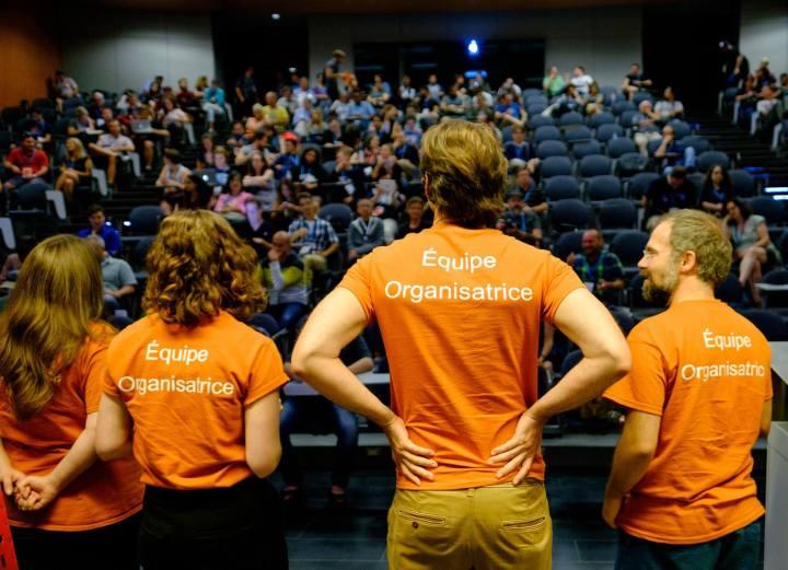 équipe WordCamp Montréal