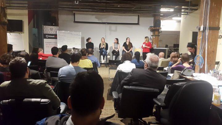 Meetup de la communauté WordPress Montreal
