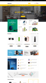 ekommart - All-in-one eCommerce WordPress Theme - 2