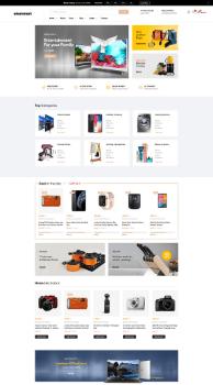 ekommart - All-in-one eCommerce WordPress Theme - 3
