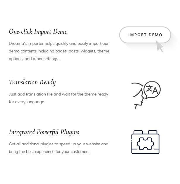 Essential plugins for WordPress Wedding Theme
