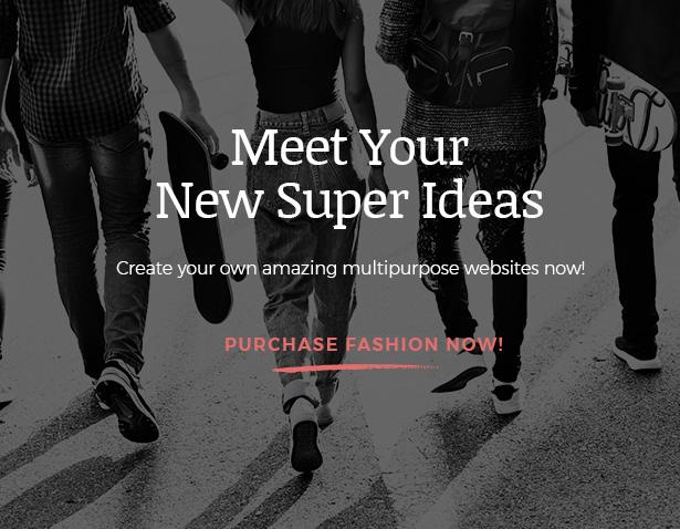 Ecommerce Fashion WooCommerce WordPress Theme