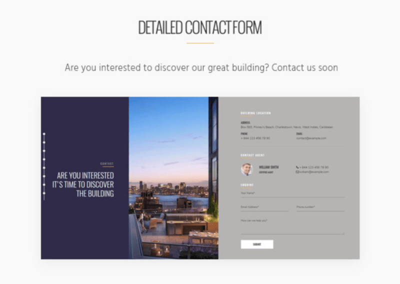 Skyview Complex Nearby Places Single Property & Real Estate WordPress Themes