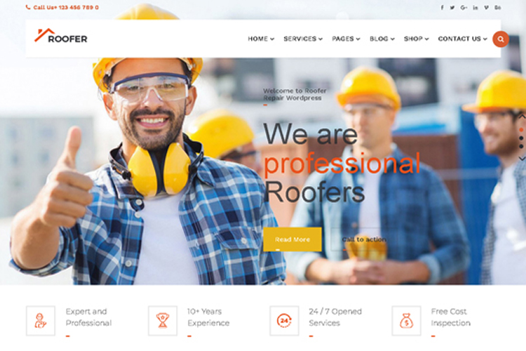 chhapru-repairing-wordpress-theme