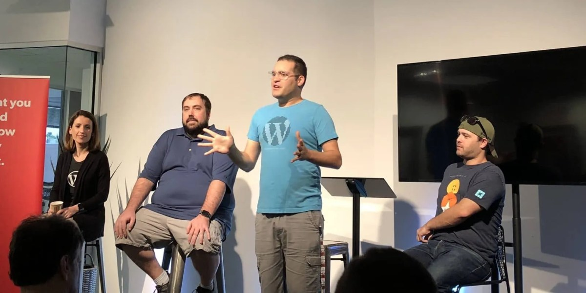 Notes From the May 2018 WordPress QA Meetup