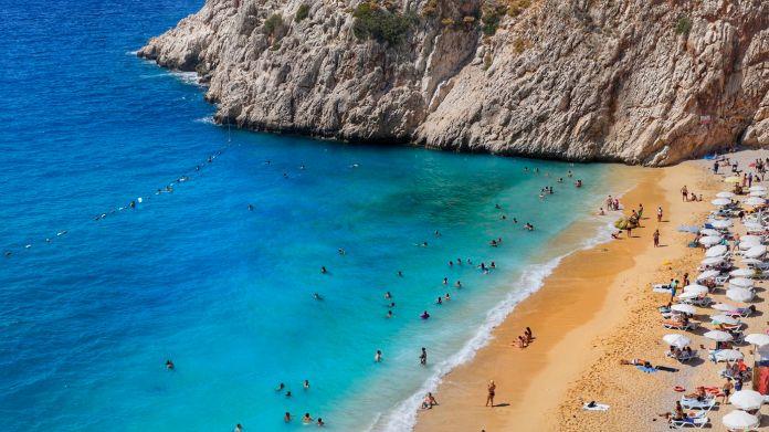 tureckie plaże
