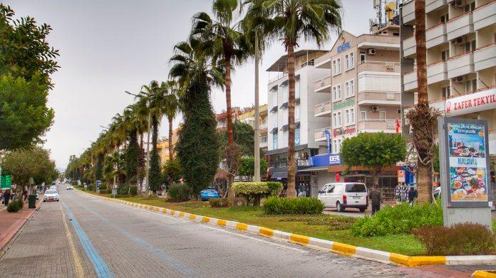 tureckie drogi