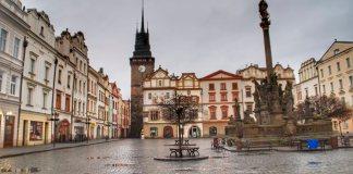 rynek Pardubice