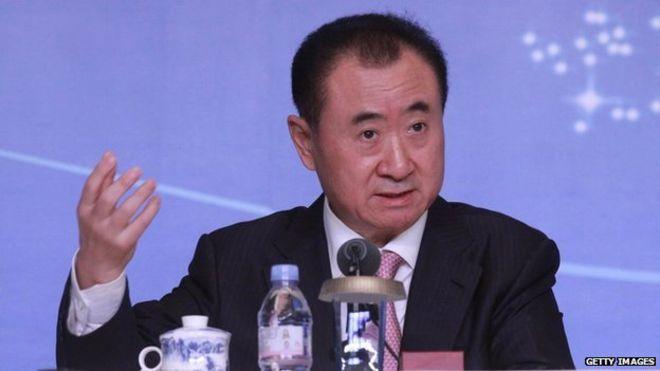 china billionaire