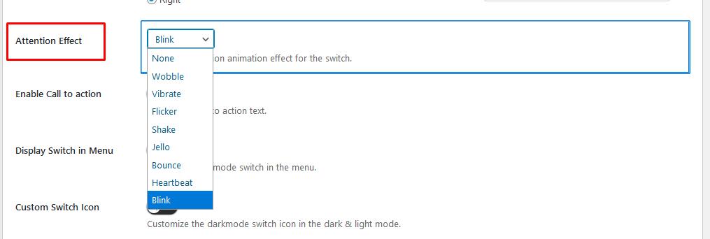 WP Dark Mode new updates