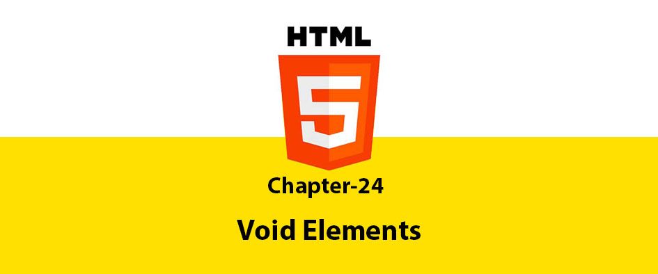 Chapter 24: Void Elements