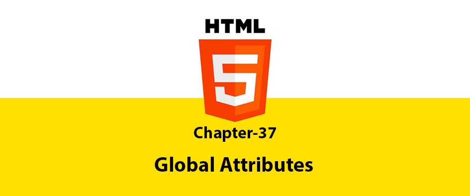 Chapter 37: Global Attributes