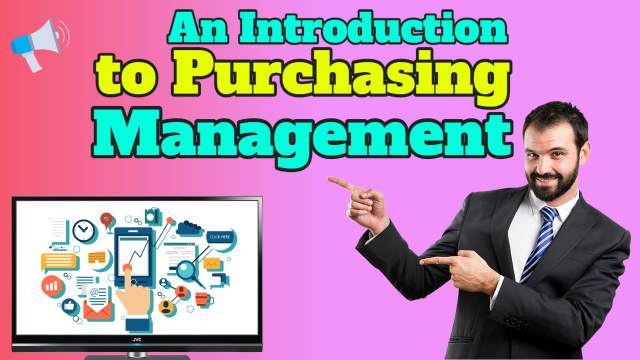 """Image provides the featured image for our """"Introduction to Purchasing Management"""" article."""