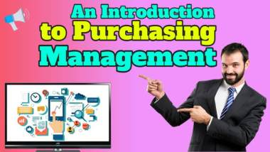 "Image provides the featured image for our ""Introduction to Purchasing Management"" article."
