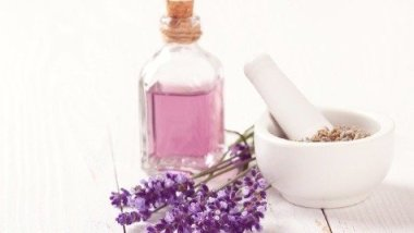 Lavender - An important plant used.