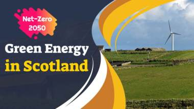 Image publicizes green energy in Scotland