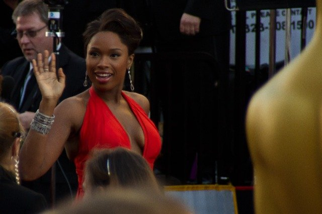 Jennifer Hudson in 2011 soon after her weight loss.