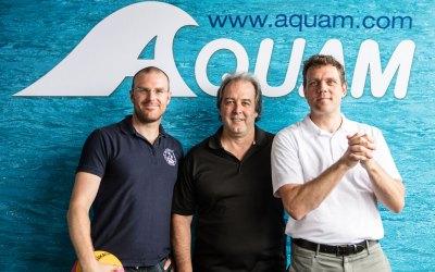 Partenariat entre Waterpolo Québec et AQUAM