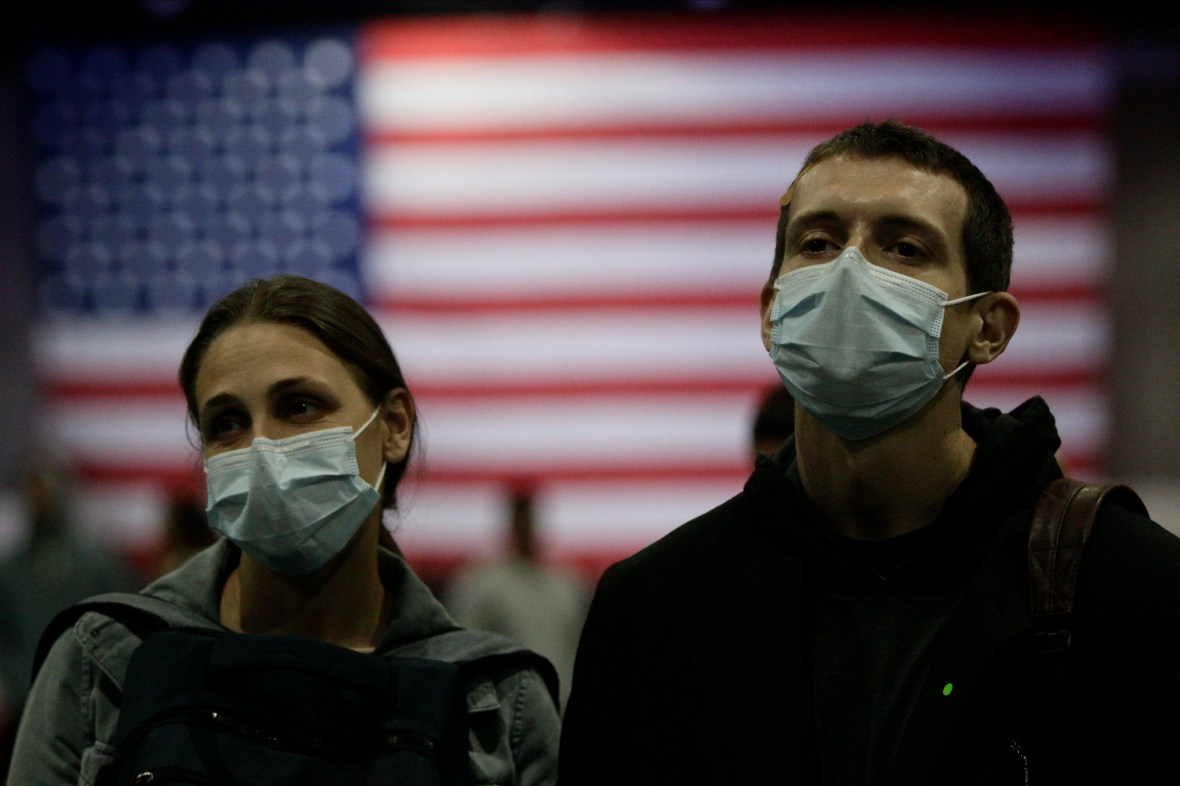 Some Wisconsin Hospitals Are Short Face Masks Amid Coronavirus ...