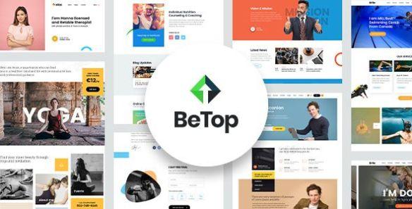 BeTop WordPress Theme