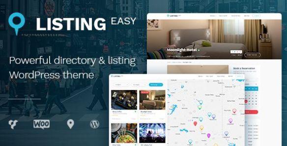 ListingEasy WordPress Theme