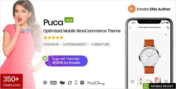 Puca Wordpress Theme
