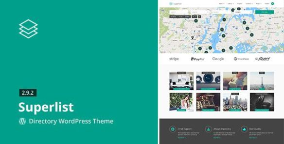 Superlist WordPress Theme