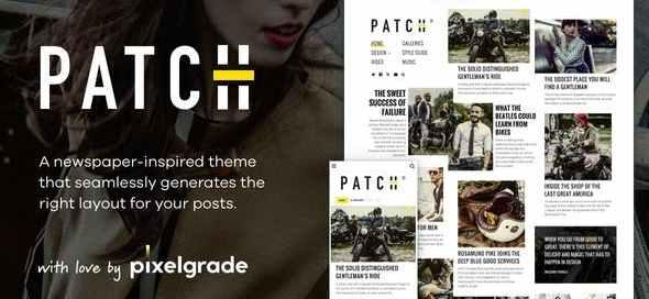 Patch theme