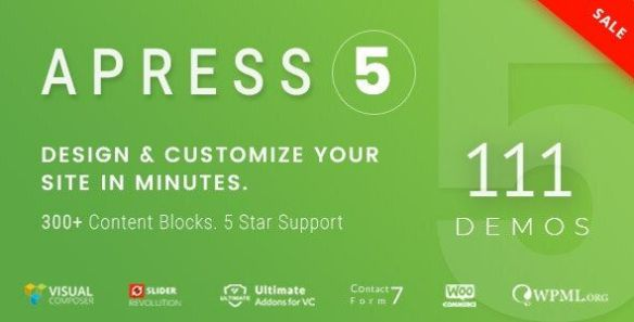 Apress Wordpress Theme