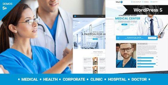 MedPlus WordPress Theme